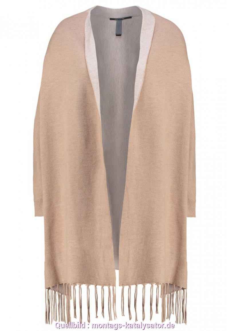 Bezaubernd Comma Mode Kaufen Comma, Damen Jacken Cape - Camel Melange,Comma Mode Jacken,Online