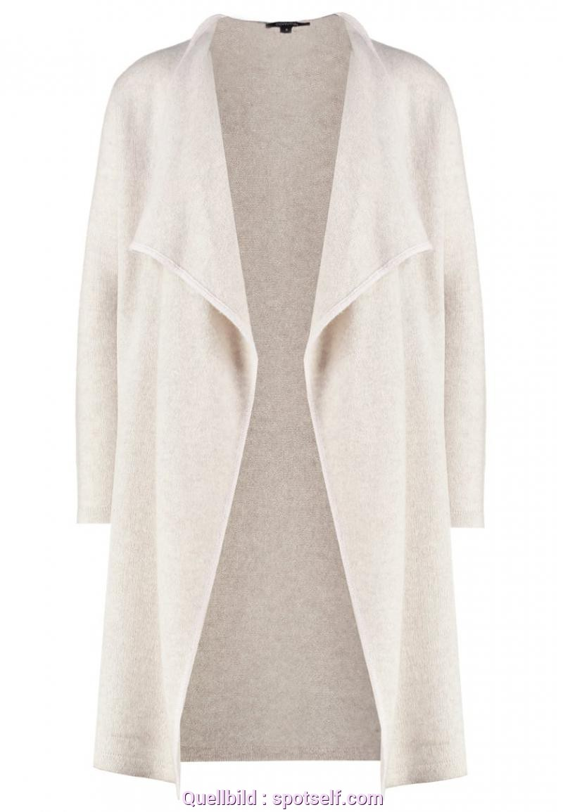Fabelhaft Comma Strickjacke Beige Comma Dress Outlet, Comma, Women Jumpers & Cardigans Cardigan