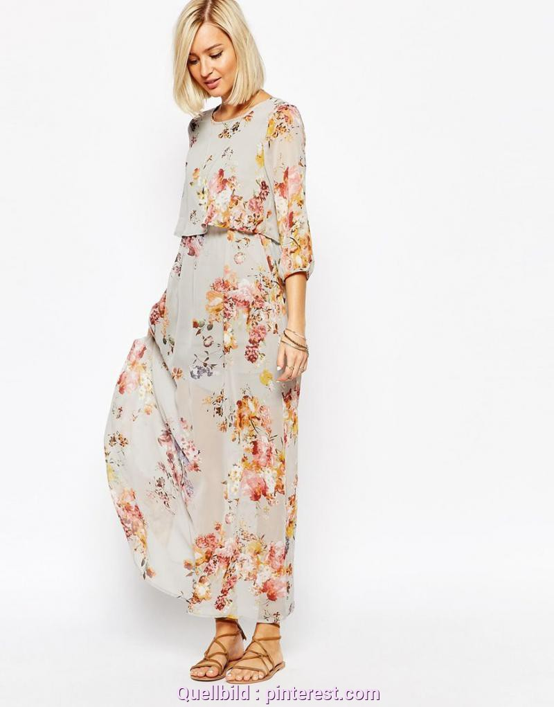 Gewöhnliche Asos Boho Kleid Image 1 Of Vero Moda Floral Boho Maxi Dress | Clothing // Hair