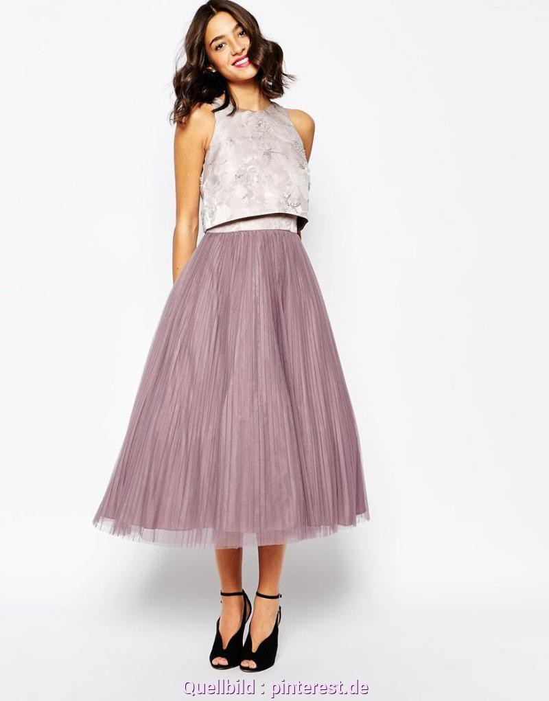 Luxuriös Abendkleider Bei Asos Coast Harven Dress With Pleated Skirt | Schick, Tüllrock Und Kleider