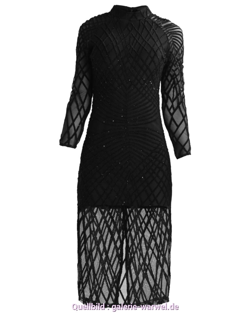 Luxuriös Cocktailkleider Online Shop Lavish Alice Cocktailkleid / Festliches Kleid Black Damen