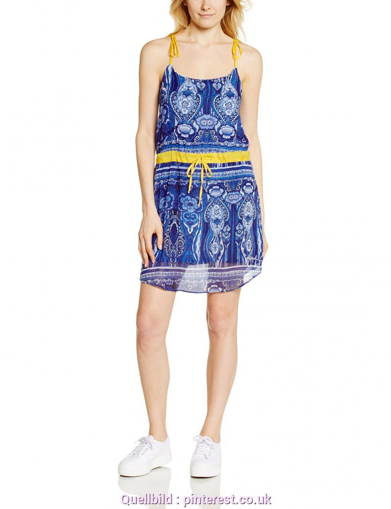 Sinnvoll Desigual Kleid Edith Empire Robe De EDITH Desigual Femmes: Amazon.De: Vêtements
