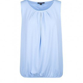 Attraktiv Comma Top Blau COMMA Top Blau | 34
