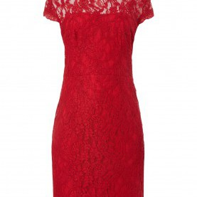 Bemerkenswert Strickkleid Esprit Rot Esprit Outlet Online Deutschland, Esprit Collection Cocktailkleid