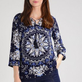 Besondere Comma Store Online Comma-Comma Casual Identity Clothing-Blouses & Tunics UK Online