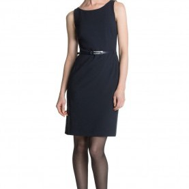 Einzigartig Esprit Kleid Crepe Esprit - Business Dress Belt At Our Online Shop | Moda