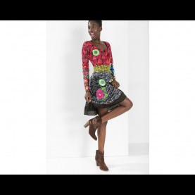 Fabelhaft Desigual Kleid Cintia Com USA | Fall Winter, Delivery And Designers