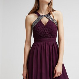 Friedlich Festliche Kleider Lila Cocktailkleid/Festliches Kleid - Grape | Prom, Pj And Clothes