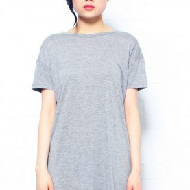 Friedlich Graues T Shirt Kleid Gray T Shirt Dress | Dresses | Pinterest