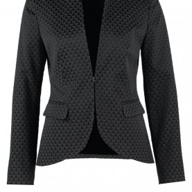 Gewöhnliche Comma Blazer Blau Comma, Women Jackets Blazer - Grey/Black,Buy Comma Tshirts Online
