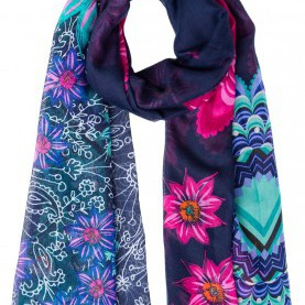 Großartig Desigual Sale Schal Desigual Dress Sale, Desigual Scarf Multi-Coloured Women