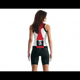 Klug Assos Sale Damen Assos-Wmn-Ns-Superleggera-Sleeveless-12-Whiterear | Cycling