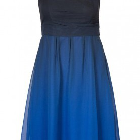 Klug Esprit Collection Cocktailkleid Blau Cocktailkleid/Festliches Kleid - Blau | Fashion