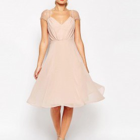 Luxuriös Asos Kleid Kate Image 1 Of ASOS Kate Lace Midi Dress | My Maids! | Pinterest