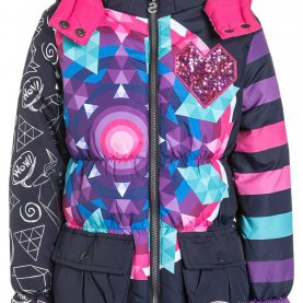 Perfekt Desigual Sale Damen Desigual Scarf Sale, Desigual GRUSONI Winter Jacket Estado Kids