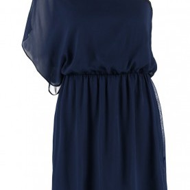 Prämie Esprit Kleid Navy Women Dresses Esprit Collection Cocktail Dress Party Dress - Navy