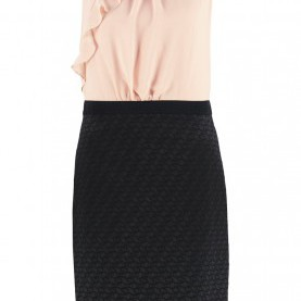 Quoet Comma Kleid Schwarz Pink Comma-Women-Dresses Sale | Purchase This Item And Enjoy Our