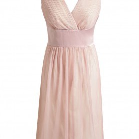 Quoet Esprit Collection Kleid Pink Soft Tulle Dress Satin COLLECTION - Esprit Online-Shop | And