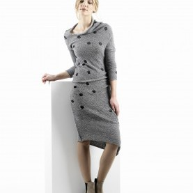 Quoet Kleid Herbst 2016 Herbst - Winter 2015 - 2016 - Eve In Paradise