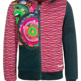 Schön Desigual Sweatjacke Damen Desigual In UK – Spring/Summer 2018 Collections