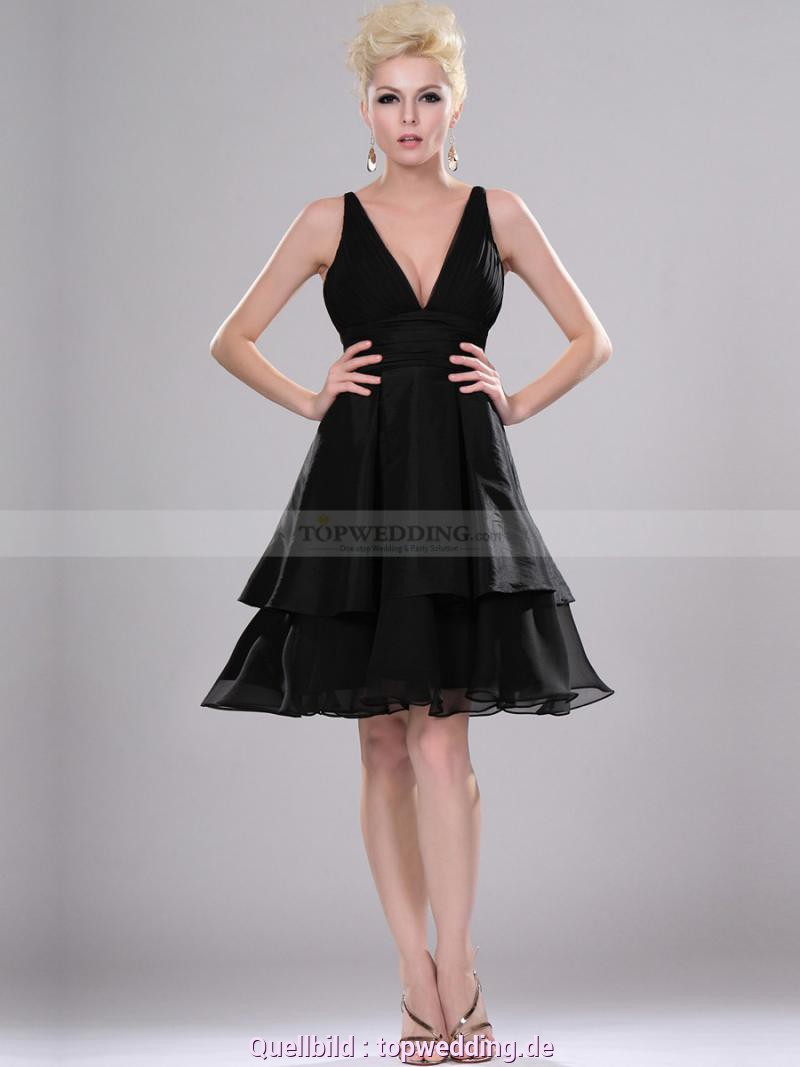 Interessant Kleid A Linie Knielang Holiday - A Linie ...