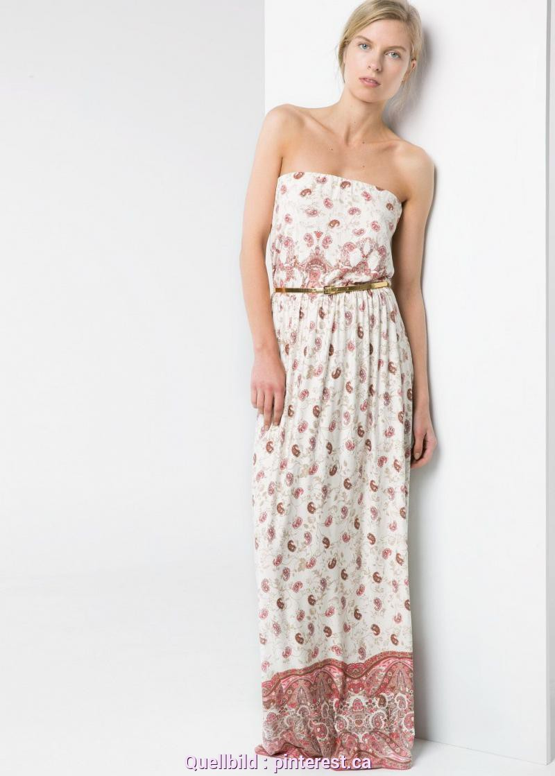 Natürlich Bandeau Kleid Lang Strapless Long Dress - Woman   Tall Lady, Maxi Dresses And Clothes