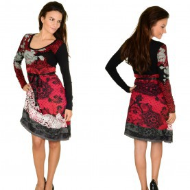 Befriedigend Desigual Kleid Judith The Best Place To Spruce Up Your Fashion | Yourfashionlook.Com